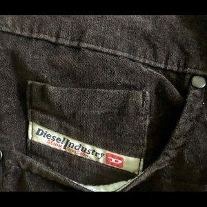 Diesel Dark Brown Corduroy Jeans Size 29